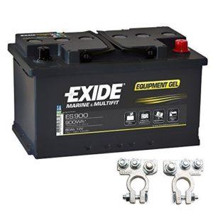 Gel-Batterie von Exide