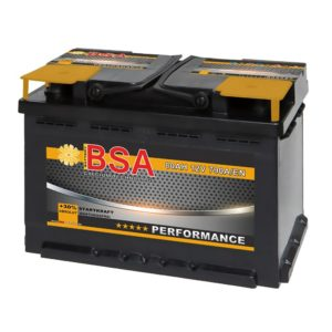 Gel-Batterie von BSA Batteries