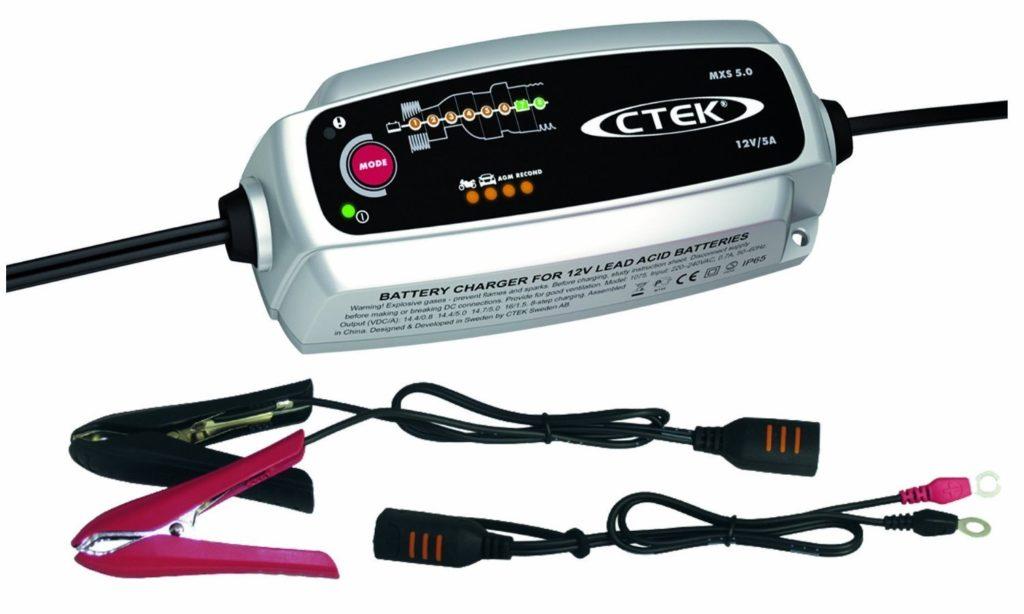 Gel-Batterie Ladegerät